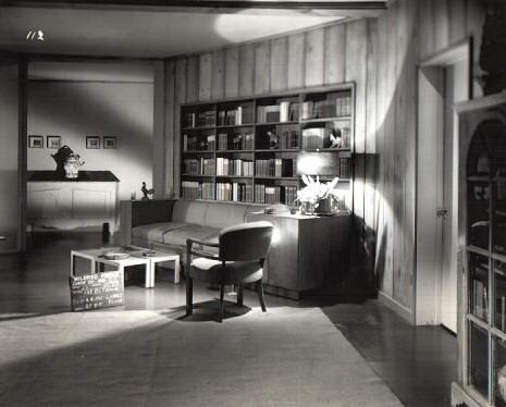 test shot of Beragon Beach House taken for Mildred Pierce