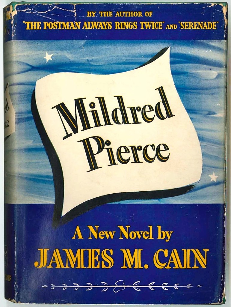 Mildred Pierce novel James M. Cain