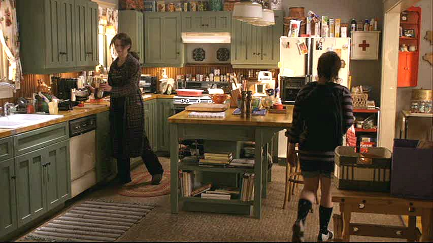 Parenthood Zeek and Camille Braverman Kitchen
