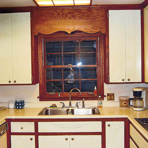 An Old Kitchen In Alabama Gets A New Look