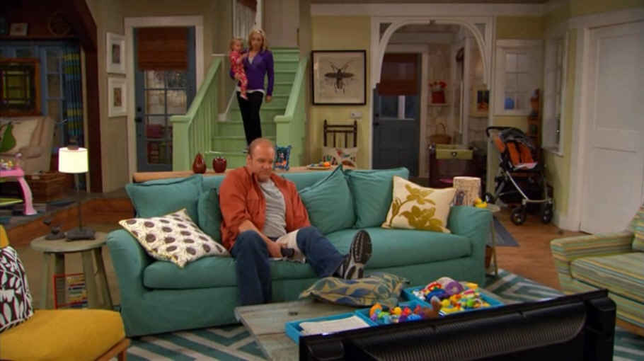 Good Luck Charlie House and Sets Disney Channel