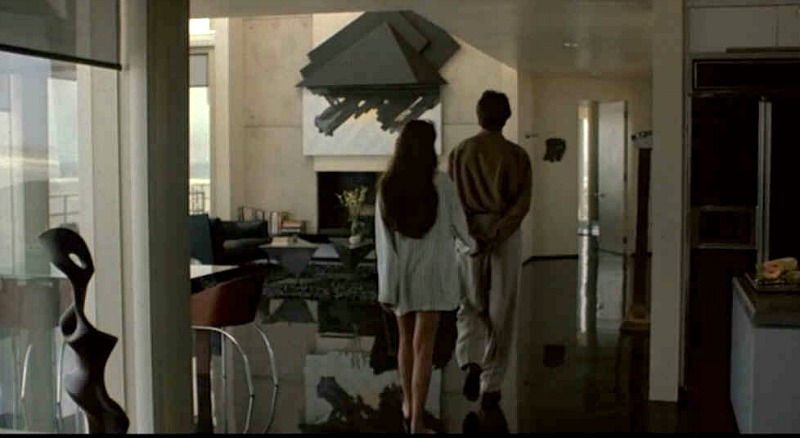 Julia Roberts Sleeping with the Enemy Beach House Living Room