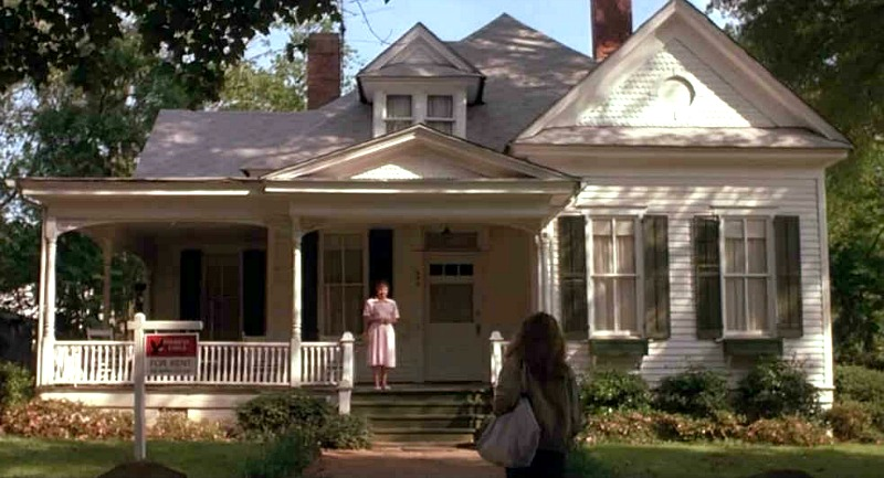 Julia Roberts White Cottage Sleeping with the Enemy Movie