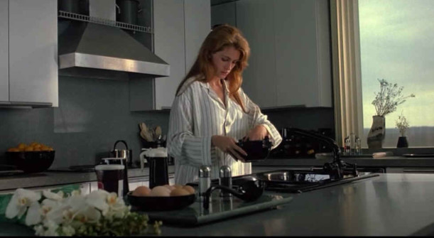 Julia Roberts Sleeping with the Enemy Beach House Kitchen | hookedonhouses.net
