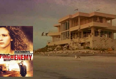 """The Beach House from """"Sleeping With the Enemy"""""""