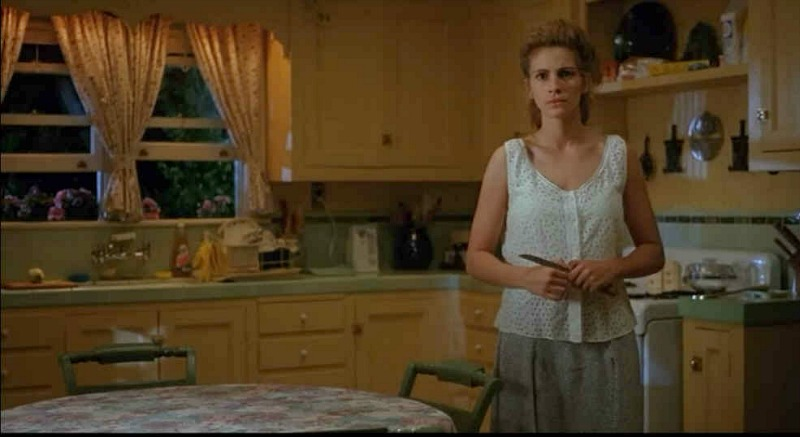 Sleeping with the Enemy Julia Roberts House Kitchen