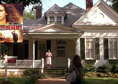 """Julia Roberts' House from """"Sleeping with the Enemy"""""""