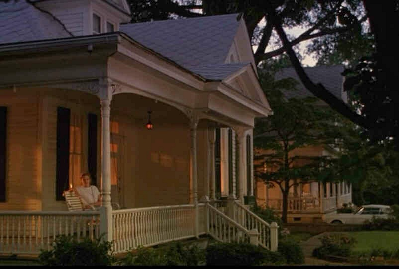 Sleeping with the Enemy movie house front porch
