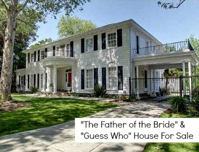 """The """"Father of the Bride"""" House Is For Sale…Sorta"""