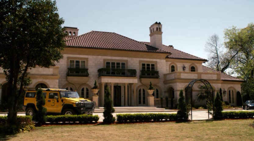 Zombieland house in movie hooked on houses for Build house on your own land