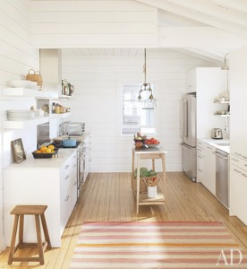 kitchen in beach bungalow-AD