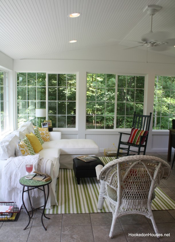 how to decorate a sunroom for cheap on a budget in an apartment photos