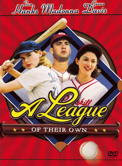 A League Of Their Own Movie Poster Hooked On Houses
