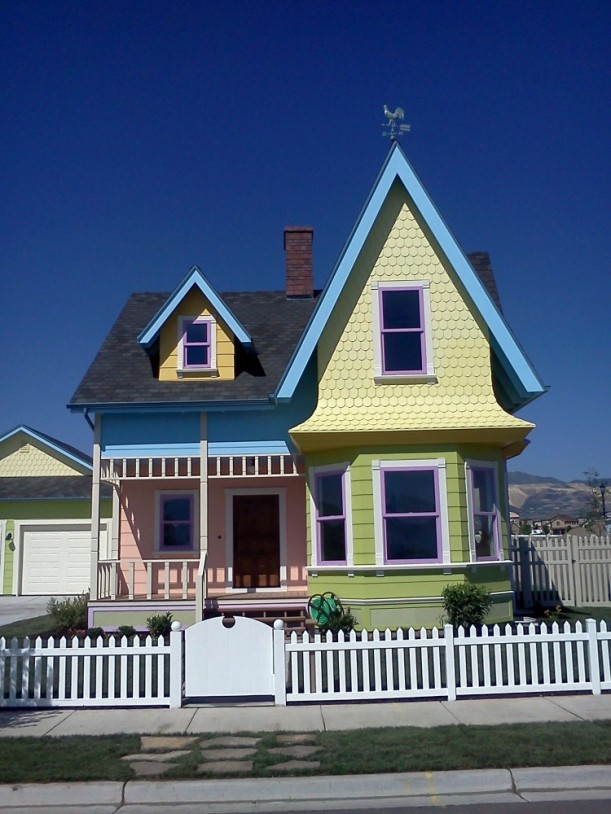 A real up movie house built in utah hooked on houses Cost to build a house in utah