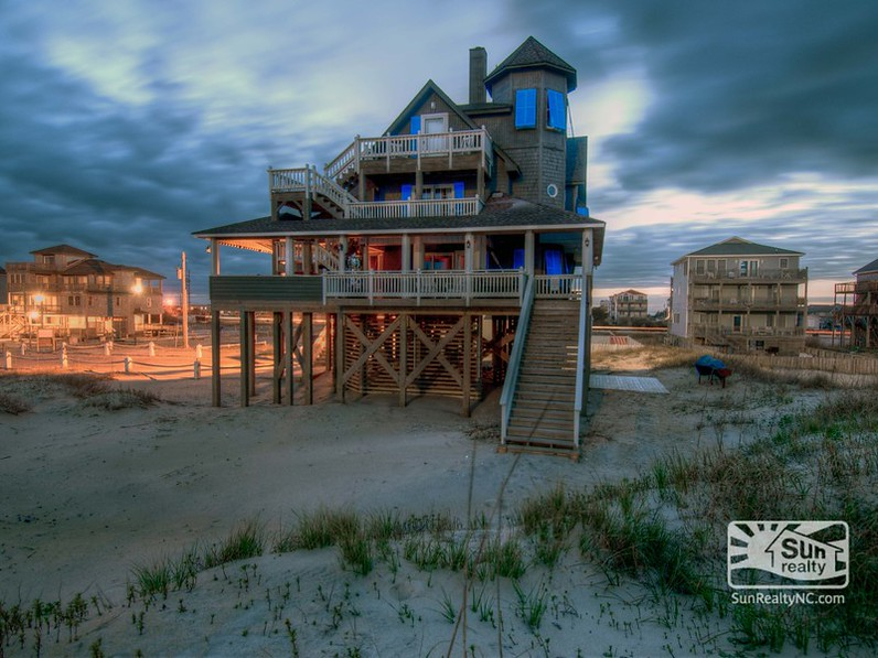 Awesome Nights In Rodanthe House On Beach Part - 5: Inn At Rodanthe Hatteras Island Today