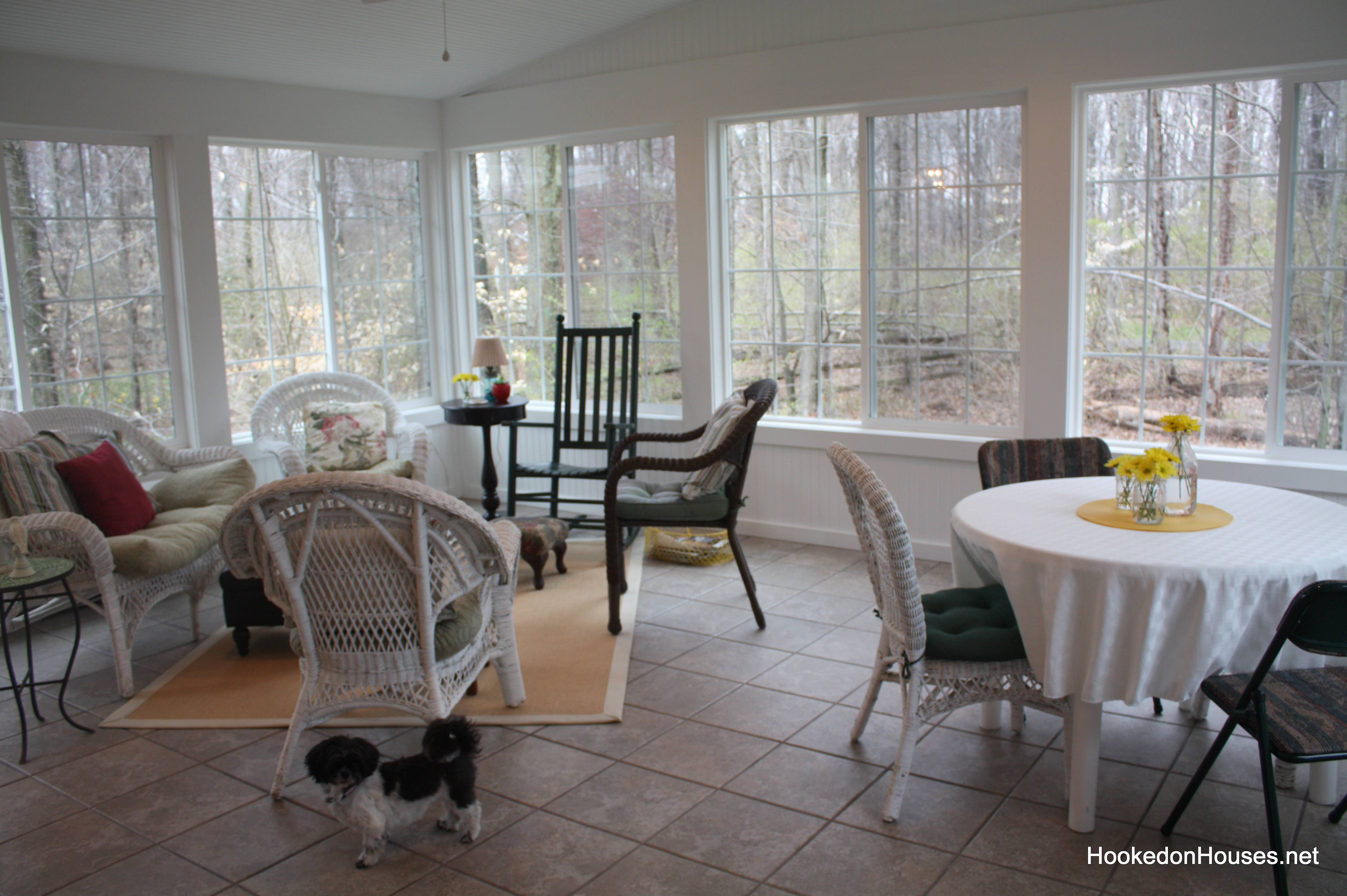 Hodgepodge Of Porch Furniture Hooked On Houses