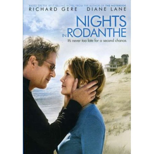 Nights In Rodanthe Dvd Cover Hooked On Houses