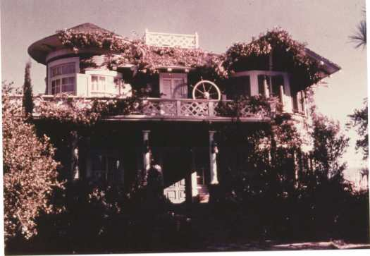 Gull Cottage from The Ghost & Mrs. Muir TV show