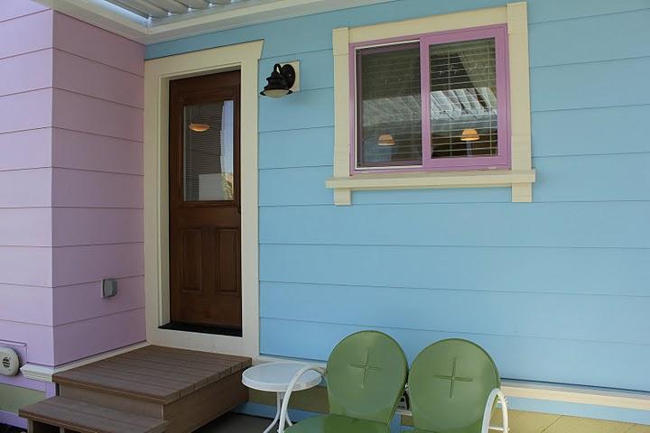 back door exterior of house