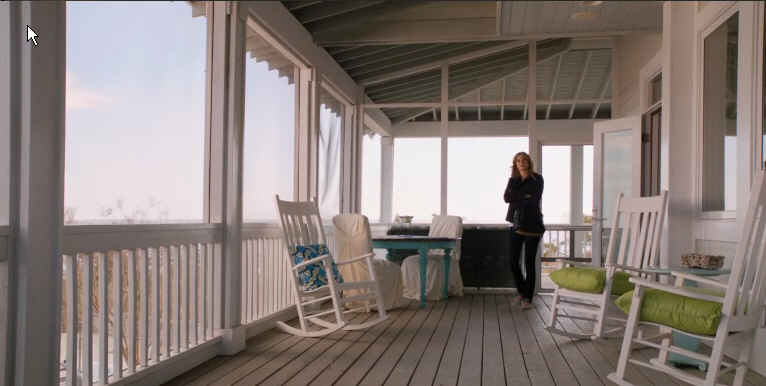 Emily Thorne S House Porch 2 Hooked On Houses