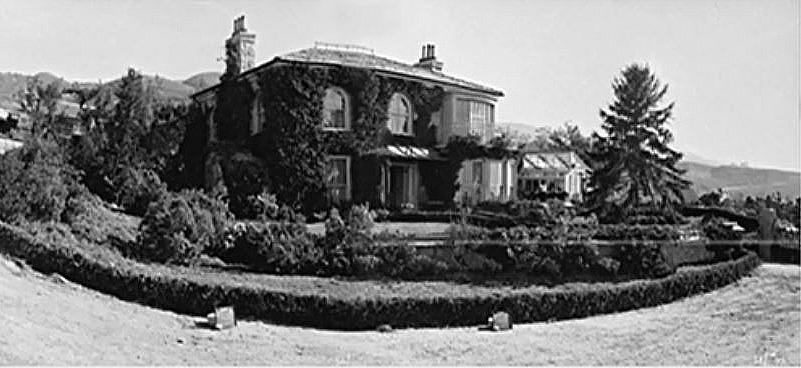 Ghost and Mrs. Muir Gull Cottage movie stills