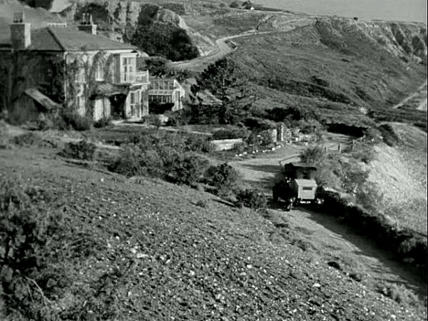 Gull Cottage The Ghost and Mrs. Muir 1947