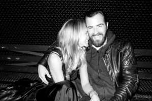 Jennifer Aniston and boyfriend Justin Theroux