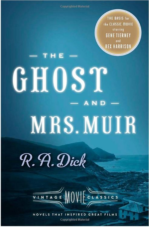 The Ghost and Mrs. Muir novel by RA Dick