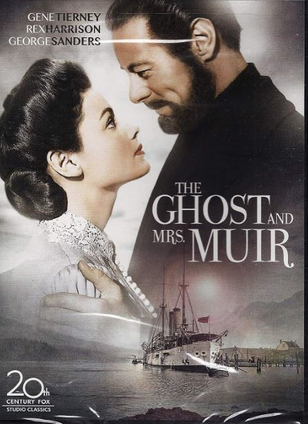 Ghost and Mrs. Muir Movie DVD