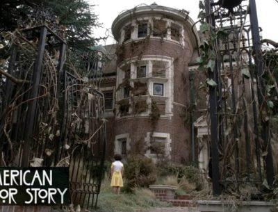American Horror Story Murder House Rosenheim Mansion on TV