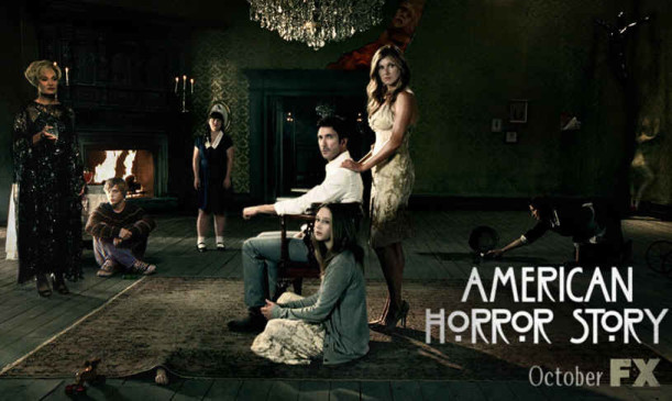 American Horror Story cast FX poster