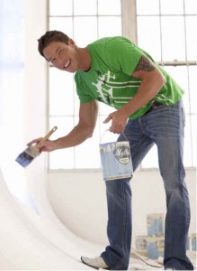 David Bromstad White Room Challenge HGTV