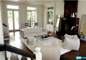 Rachel Zoe's new living room