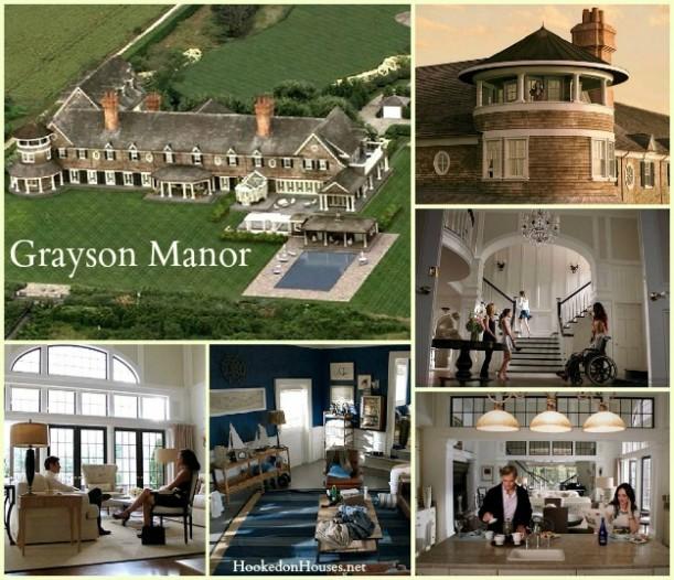 "The Hamptons Beach Houses On The TV Show ""Revenge"