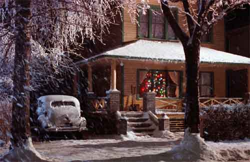 christmas in connecticut - Where Was The Christmas Card Filmed