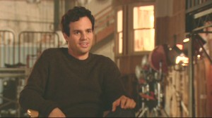 Mark Ruffalo on set of Just Like Heaven