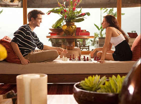 Breaking Dawn Honeymoon Hideaway In Brazil