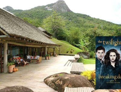 Twilight Breaking Dawn Honeymoon Island House