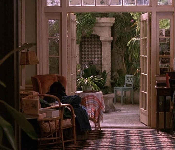 An Macdowell S Apartment In The Movie Green Card Hookedonhouses
