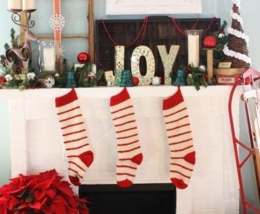 20 Very Merry Rooms Decked Out for Christmas