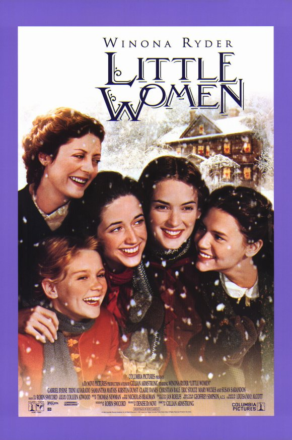 Little Women 1994 movie poster