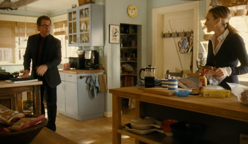 Kate\'s kitchen in I Don\'t Know How She Does It