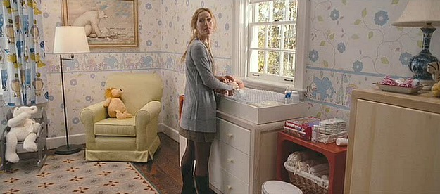 Leslie Mann in The Change-Up nursery
