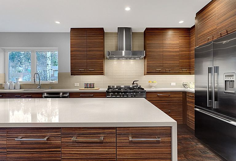 Mid Century Modern Kitchen Cabinets - Home Design