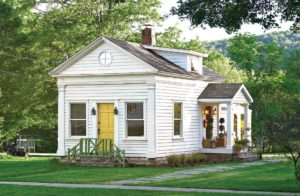 Monkey Cottage Old Schoolhouse Country Liv