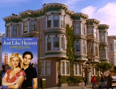 """The San Francisco Apartment in """"Just Like Heaven"""""""
