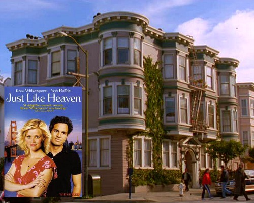 Reese Witherspoon's Russian Hill Apartment Just Like Heaven