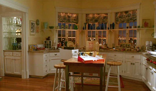 Reese Witherspoon's San Francisco kitchen Just Like Heaven