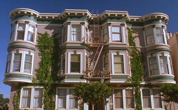 Reese Witherspoon's apartment in Just Like Heaven