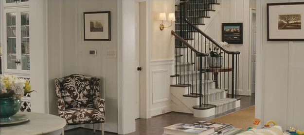 The Change-Up movie house staircase